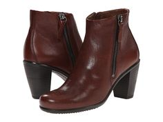 ECCO Touch 75 Ankle Bootie Black - Zappos.com Free Shipping BOTH Ways