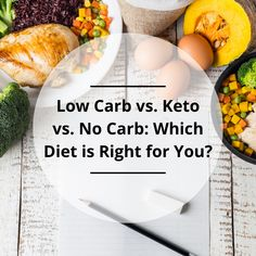 How low must you go when you cut the carbs? In this post, I'll share the pros and cons of following a low carb, keto, and no-carb diet so you can decide which one is right for you.