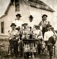 On January 16th, 1920 it was made illegal to sell, make, or drink alcohol in the United States. Although it was allowed for medical uses only.