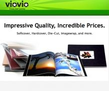 Digital Home Thoughts: Viovio Photo Books Reviewed: Free Your Photos!