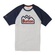 Kjøp Burton Men's Burton Mountain Jack Short Sleeve T-Shirt fra Outnorth