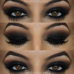 A smokey eye is a must in any girl's makeup repertoire, it's simply essential to be able to work a smokey eye at short notice, with a range of different colours. We've gathered some of our favourite smokey eye looks in one handy post for you, to teach you how to make the perfect simple …