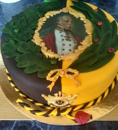 Military cake - Radetzky