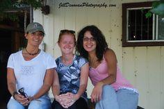 2011 at RnS - Mena, Alex and Jen!