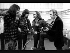"Soundtrack: ""Blackbird"" - Crosby, Stills, and Nash"