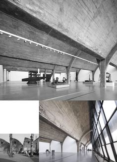 Located in the Beijing Factory 798 Art District, the gallery, known simply as Pace Beijing, occupies almost 2,050 square metres of a massive concrete and brick building designed and built by East German engineers in the 1950s as a simple Bauhaus style structure.