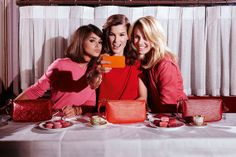 small is Beautiful! - Elin Kling, Hanneli Mustaparta, and Miroslava Duma for Louis Vuitton