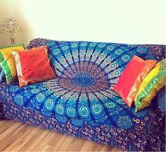 Mandala Sofa Cover - YES PLEASE!