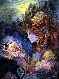 (under the sea) josephine wall