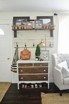Entryway dresser - g