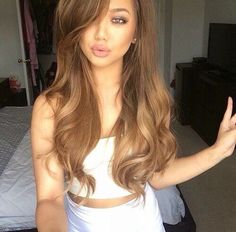 Image result for honey brown hair