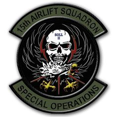 Another cool military patch