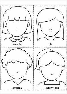 Preschool Activity World :): My Emotions, Emotions Preschool, Teaching Emotions, Emotions Activities, Preschool Learning Activities, Feelings And Emotions, Toddler Activities, Preschool Activities, Teaching Kids, Preschool Worksheets