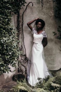55aaaca1d1 Brand New Ethical Wedding Dresses by Sanyukta Shrestha + £250 Towards Your  Dress Purchase