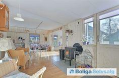 Bøgevej 7, 8500 Grenaa - Hyggeligt sommerhus i gåafstand fra super badestrand #grenaa #fritidshus #boligsalg #selvsalg