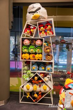 Angry Birds Shop in the Angry Birds Activity Park in Holiday Club Saimaa, Finland