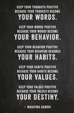 Mahatma Gandhi # Quote