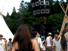 """Fred P. plays his classical """"Emotive Vibrations"""" @ The Labyrinth, Japan 