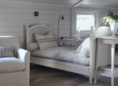 ♕ beautiful Norwegian bedroom