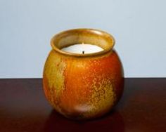 serengeti ceramic candle holder $4.50