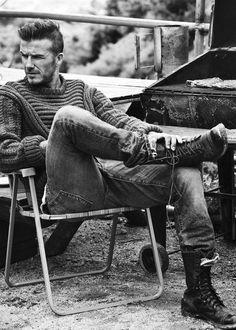 We <3 Mr. Beckham
