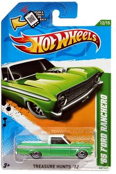 hot+wheels+treasure+hunt+series | Hot Wheels mainline Treasure Hunt car. Protecto Package available for ...