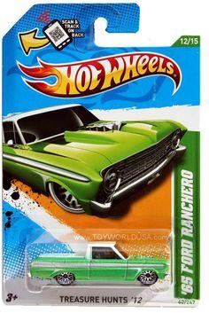 hot+wheels+treasure+hunt+series | Hot Wheels mainline Treasure Hunt car. Protecto Package available for ...