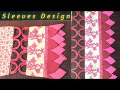 Dress Neck Designs, Sleeve Designs, Trouser, Designer Dresses, The Creator, Stitch, Stylish, Youtube, Sleeves