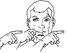 """cereal"" American Sign Language (ASL)"