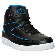 Air Jordan Retro 2 Basketball Shoes - available at Finishline: http://www.finishline.com/store/product/mens-air-jordan-retro-2-basketball-shoes/_/A-2725?productId=prod793030&CMP=AFL-LS-affiliatechannel&sourceid=affiliate&siteID=Ljj9F.1Ghe4-KPZ875zYpnT1YlpRPHff_A #nike #airjordan #sneakers