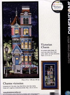 Victorian Charm 01A