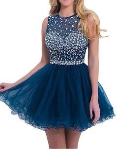 Short Prom Dress Short homecoming dress S033