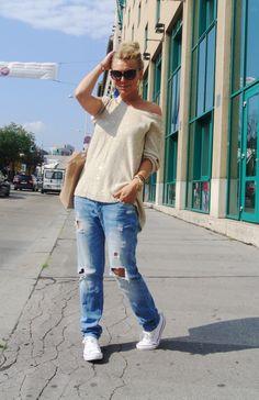 #boyfriendjeans Cool Style, Comfy, Womens Fashion, Casual, Sport, Hair, Reach In Closet, Style Fashion, Deporte