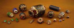 Stitching Up History: Chevron Or Rosetta Star Beads 1500-1900