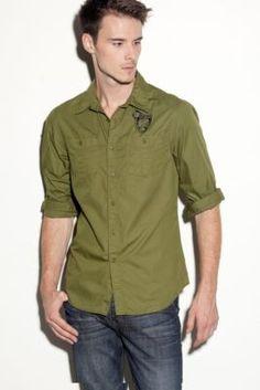Avenue Long-Sleeve Shirt