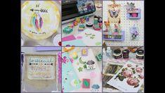 ManosalaObraTv 2018 Programa 8 - Pintar Vajilla - ScanNCut - Pintura Dec... Stencils, Diy, Monitor, Youtube, Brother, Painting Videos, Fun Crafts, Dinnerware, Tutorials