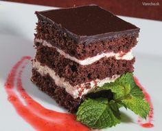 Čokoládovo–gaštanové kocky