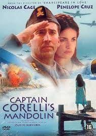 Nicolas Cage - Yüzbaşı Antonio Corelli Penélope Cruz - Pelagia 2002