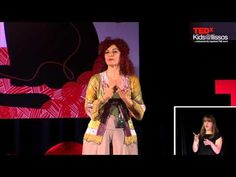 (19) Kids are teachers of body expression | Susana Noemi Abigador | TEDxKids@Ilissos - YouTube