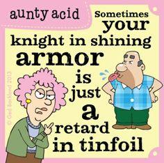 aunti acid and walt
