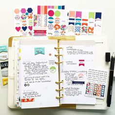 @theplannersociety Oct sticker society stickers in action  see that cutie set on the right lower corner? It's the freebie sheet for SS kit subscribers. Hooray for bonuses! by shop.evalicious