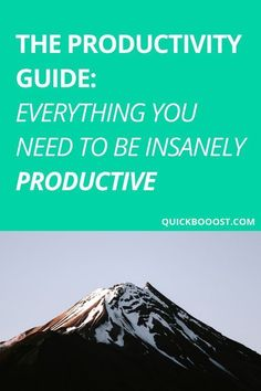 What is productivity, why does it matter, and how can you get started being productive right now? Use this guide to take your productivity to new heights! Productive Things To Do, Things To Do When Bored, Things To Do At Home, Productive Day, Getting Things Done, Time Management Activities, Time Management Printable, Time Management Quotes, How To Get Motivated