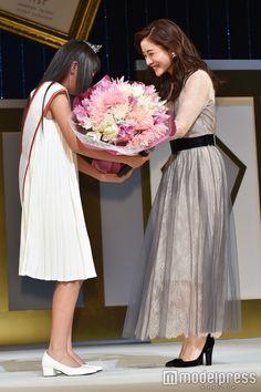 #柳田咲良さん、#石原さとみ Satomi Ishihara(C)モデルプレス