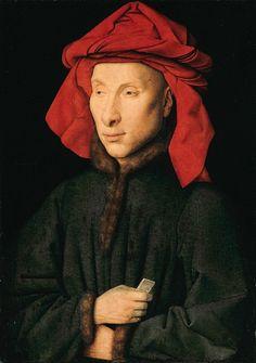 Эйк, Ян ван (ок1390-1441) - Джованни Арнольфини. Часть 3