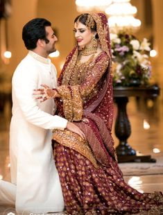 Pin by rabiyahkhan on jewelry and more in 2019 Latest Bridal Lehenga, Latest Bridal Dresses, Bridal Mehndi Dresses, Pakistani Wedding Outfits, Pakistani Wedding Dresses, Bridal Outfits, Telugu Wedding, Saree Wedding, Moroccan Bride
