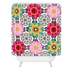 Juliana Curi Spring Mix Shower Curtain | DENY Designs Home Accessories