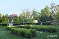 A Traditional Connecticut Home - Victoria Hagan Design
