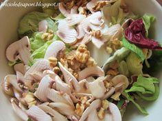 Briciole di Sapori           : Insalata croccante, funghi e noci