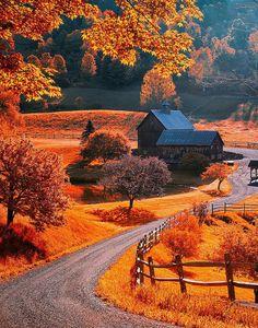 Look like a beautiful village