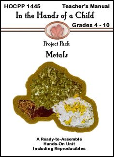 Free Metals Lapbook and Project Pack